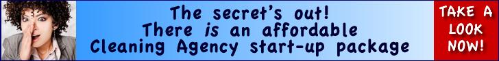 blue Leaderboard Banner 728x90